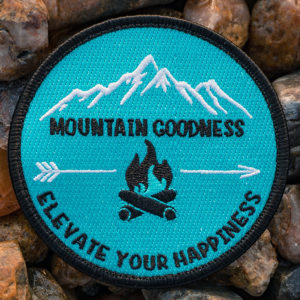 Mountain Goodness Patch